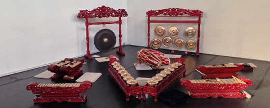 Music :: Pusaka Sunda - Gamelan Music & Dance of West Java